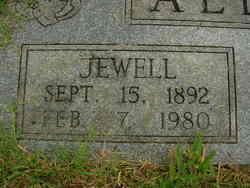Jewell <i>Powell</i> Allen