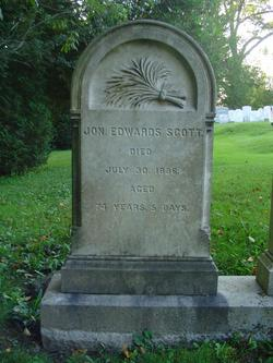 Jonathan Edwards Scott, Jr