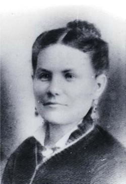 Jane <i>Miller</i> Gronewold