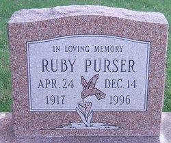 Ruby Purser