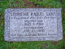 Stephenie Raquel Nemo Saint