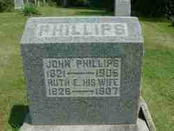 Ruth Ethel <i>Hipsley</i> Phillips