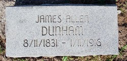 James Allen Dunham