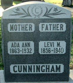 Ada Ann <i>Martin</i> Cunningham