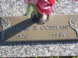 Ambert Evans Copeland