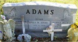 Ella Mae <i>Tubb</i> Adams