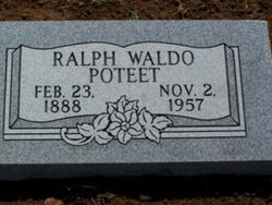 Ralph Waldo Poteet
