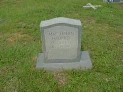 Mae Helen Hamrick