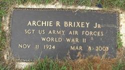 Archie Roy Brixey, Jr