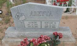Bersabe <i>Montoya</i> Abeyta
