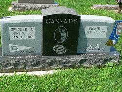 Vicki L <i>Stockstill</i> Cassidy