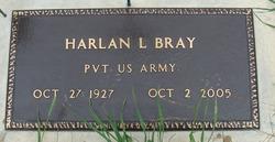 Harlan Lee Bray