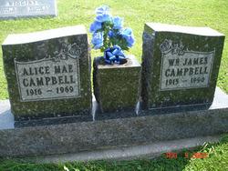Alice Mae <i>Gilmore</i> Campbell