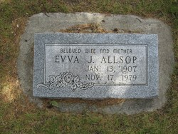Evva <i>Johnson</i> Allsop