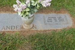 Bobby Lee Anderson