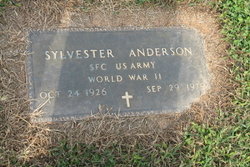 Sylvester Anderson