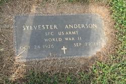 Sylvester Anderson