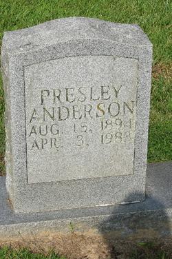 Presley Anderson