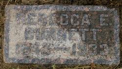 Rebecca Elizabeth <i>Cottrell</i> Burnett