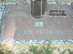 Marie H Jones