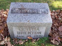 Letitia Brenton