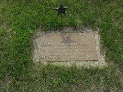 John Wm Auringer
