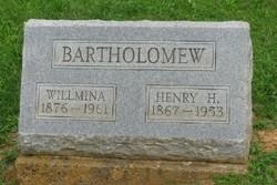 Willmina Bartholomew