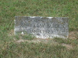 Henry Clay Barden