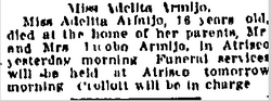 Adelita Armijo
