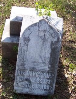 Mrs Nancy King