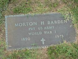 Morton H. Barden