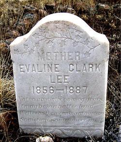Evaline Clark Lee