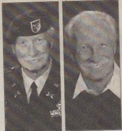 Col Clifford Don Palfreyman