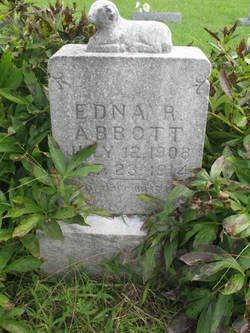 Edna R Abbott