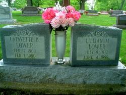 Lillian May <i>Barnard</i> Lower