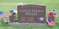 LCpl Chance Russell Phelps