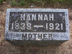 Hannah <i>Pugh</i> Mikesell