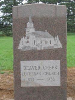 Beaver Creek Lutheran Cemetery