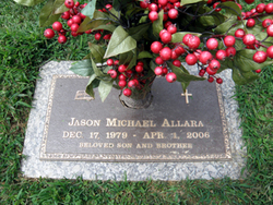 Jason Michael Allara