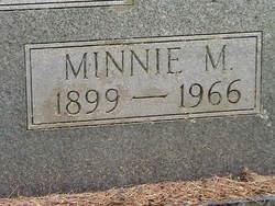 Minnie <i>Murphy</i> Boone