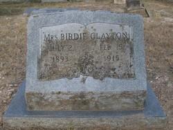 Birdie Clayton