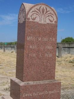 Mary <i>Marquis</i> Balzen