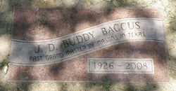 James Darwin Buddy Baccus