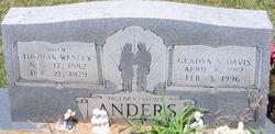 Gladys D. <i>Skinner</i> Anders