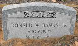 Donald W. Banks, Jr