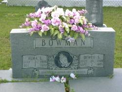 Alma L. Bowman
