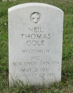 Neil Thomas Cole