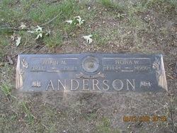 John Melvin Anderson
