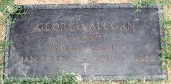George Alcorn