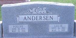 Pollye <i>Ingram</i> Andersen